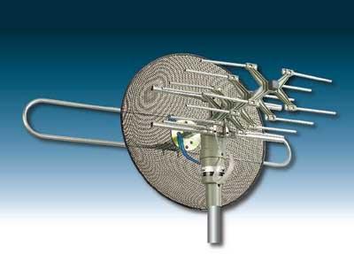 Anten ngoài trời điều khiển quay 360 độ WA-873TG