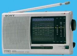 ĐÀI RADIO FM SONY ICF-SW11