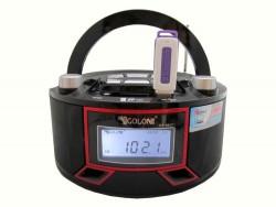 ĐÀI RADIO ĐỌC USB+ SD CARD GOLON RX-663 RQ