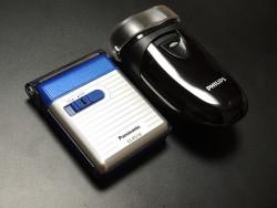 MÁY CẠO RÂU PANASONIC ES- RS10 ( made in japan) dùng pin AA