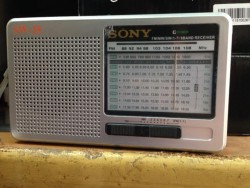 ĐÀI RADIO SONY ICF-SW35 ( copy)