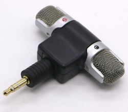 MICRO SONY ECM-DS70P ( FAKE)- DÙNG CHO MÁY GHI ÂM, PC