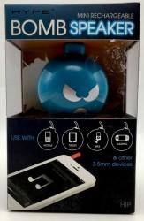 LOA SẠC MINI BOMB dùng cho thiết bị nghe nhạc
