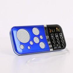 ĐÀI FM  Nghe Nhạc USB Thẻ Nhớ FM PN-99