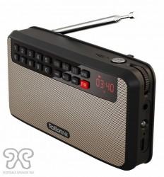 ĐÀI FM NGHE NHẠC CHẤT LƯỢNG CAO MP3 ROLTON T60