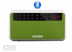 ĐÀI FM BLUETOOTH NGHE NHẠC CHẤT LƯỢNG CAO ROLTON E500