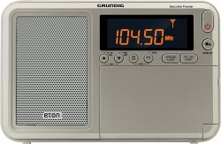 ĐÀI RADIO GRUNDIG G8 TRAVELER model mới- GRUNDIG Eton Executive Traveler NGWTIIIEXEC