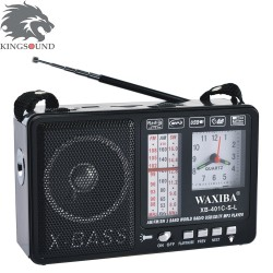 ĐÀI RADIO USB NGHE NHẠC WAXIBA XB-401C