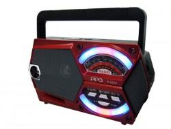 ĐÀI RADIO USB/MP3 3 băng tần AM/FM/SW PPO P-033U