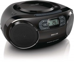 ĐÀI ĐĨA CD, USB, SD CARD ,FM  RADIO PHILIPS AZ329/61