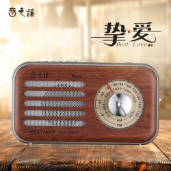 ĐÀI RADIO USB BLUETOOTH CAO CẤP MINI CỔ ĐIỂN R-922