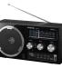 ĐÀI RADIO FM USB PANASONIC RF-800U (mp3)