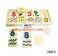 Con số & đồ dùng của bé VM56