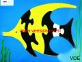 Ghép hình cá kiếm VDE