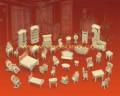 Ghép 3D nội thất phòng VB08