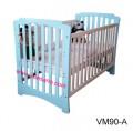 Giường cũi cho bé VM90