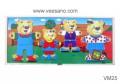 Gia đình gấu (4 con) VM25