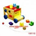 Xe tải thả hình khối VM118