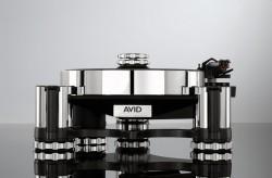AVID hifi ACUTUS reference SP (chrome)