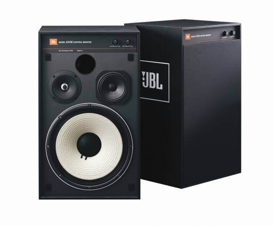 JBL Studio Monitor 4312 E