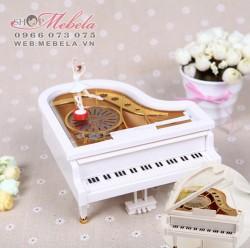 HN01 - Quà tặng Hộp nhạc piano