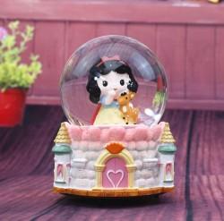 CT10 Quà tặng quả cầu tuyết Công chúa Bạch Tuyết