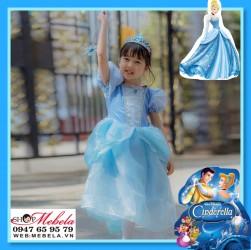Váy đầm công chúa Lọ Lem - Cinderella cho bé 15-33kg