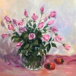 Hoa hồng thơm - Đã bán