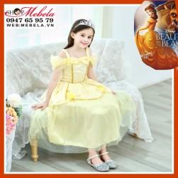 Váy công chúa Bella - Người đẹp và Quái vật