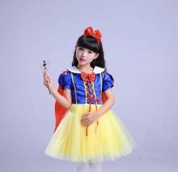 Váy Bạch Tuyết size 30-35kg