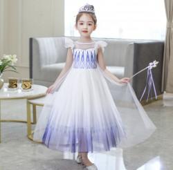 🎀 Váy công chúa Elsa Frozen 2 cho bé 13-27kg