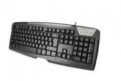 E-BLUE™ - LUMIERE : EKM716 - Office Backlit Keyboard