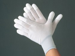 TOP COATING FIT GLOVES (GĂNG TAY PHỦ NHỰA)