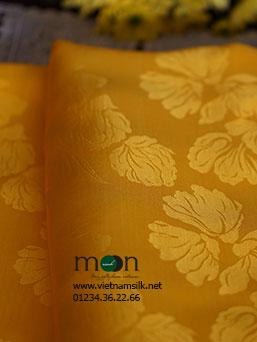 Vải lụa tơ tằm 60% silk VL.148