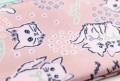 Túi đựng mỹ phẩm, đồ trang điểm màu xanh, hồng (mẫu 2)