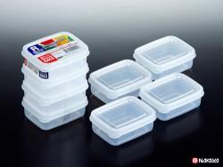 Set 4 hộp nhựa nhí 100ml