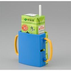 Giá để bình sữa màu xanh