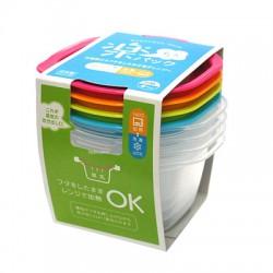 Set 4 hộp nhựa đựng thực phẩm cao cấp