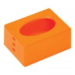 Hộp đựng giấy ăn Iseto màu cam