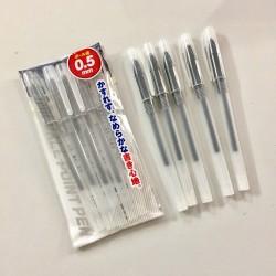 Set 5 bút bi màu đen
