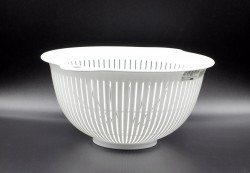 Rổ nhựa Nakaya 3,5L màu trắng
