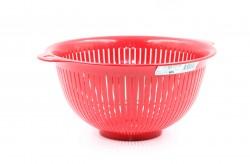 Rổ nhựa Nakaya 3,5L màu đỏ