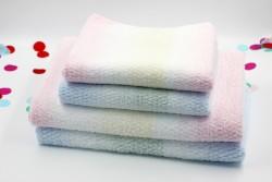 Khăn tắm Nhật Nissen mẫu sọc to