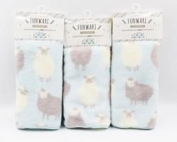 Khăn tắm Funwari mẫu cừu