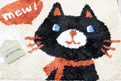 Thảm lau chân cao cấp mẫu mèo