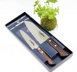 Set 2 dao nhà bếp cao cấp Yokoyama
