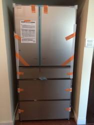 Tủ lạnh Hitachi 730L R-X7300F XN model mới nhất